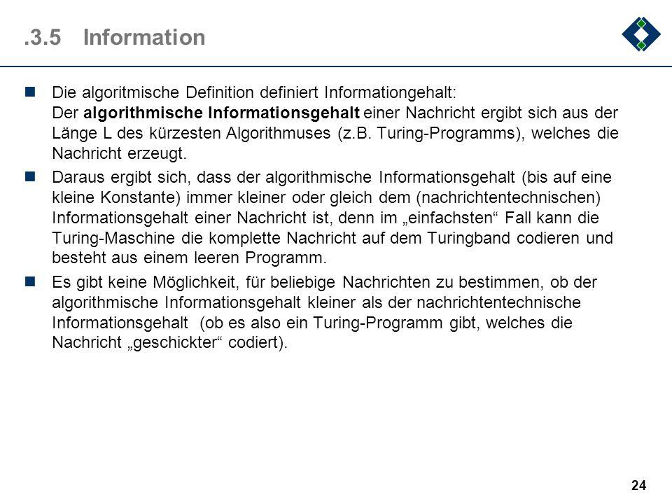 .3.5 Information