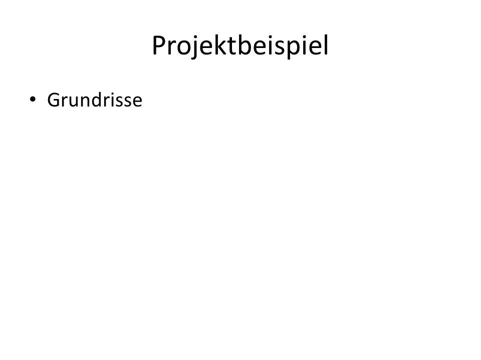 Projektbeispiel Grundrisse Grundrisse per PDF zeigen