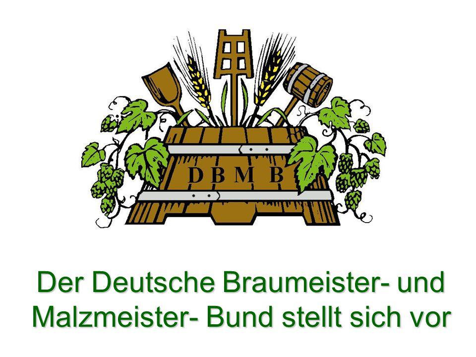 Der Deutsche Braumeister- und Malzmeister- Bund stellt sich vor
