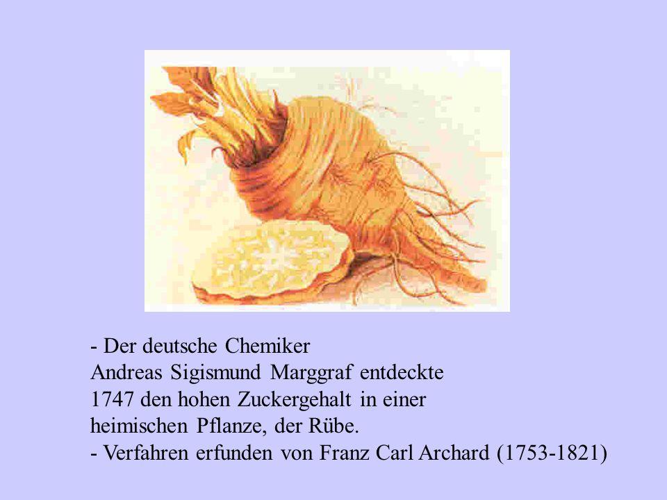 - Der deutsche Chemiker