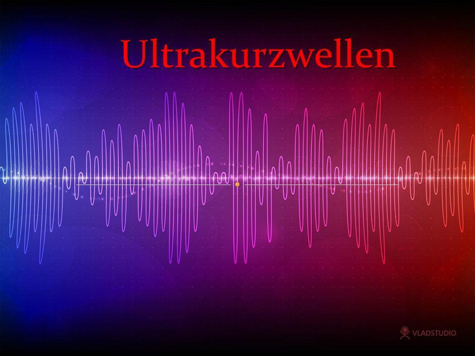 Ultrakurzwellen