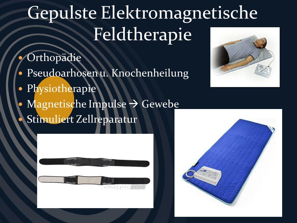 Gepulste Elektromagnetische Feldtherapie