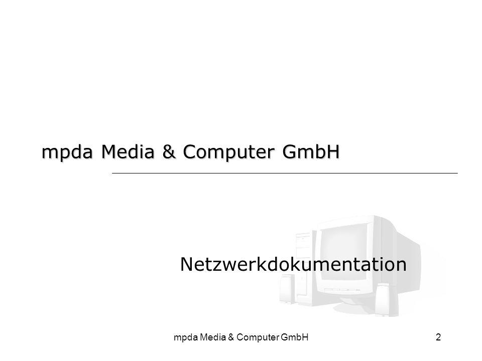 mpda Media & Computer GmbH