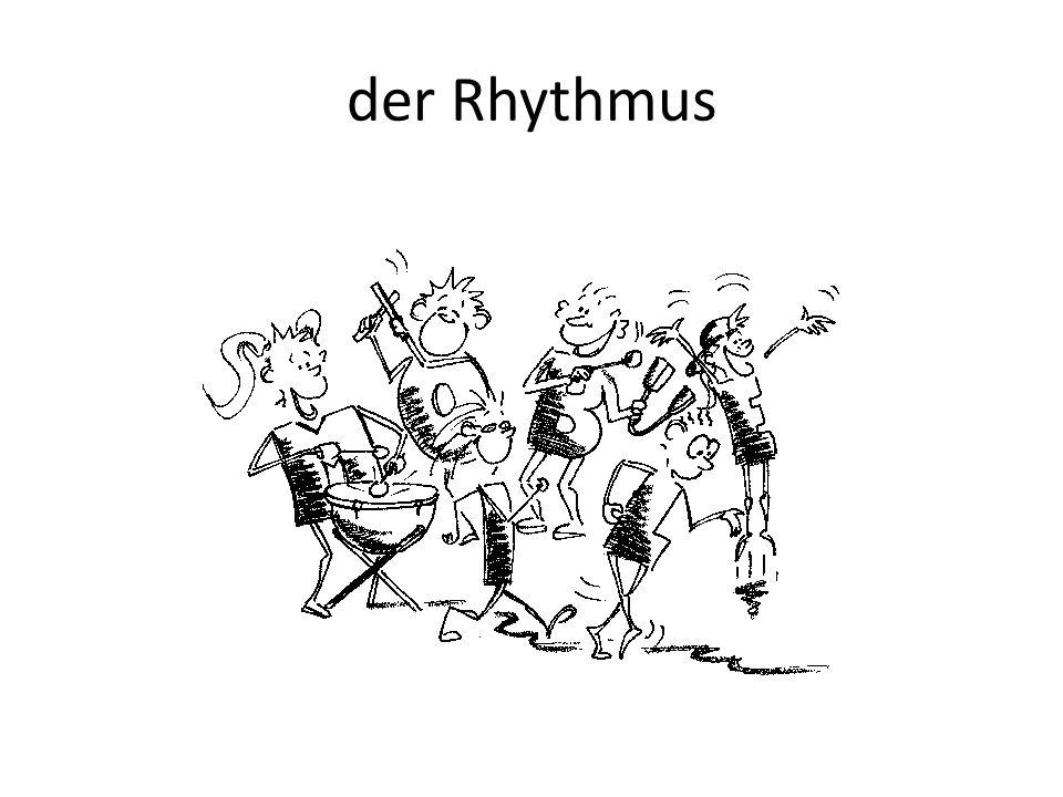 der Rhythmus