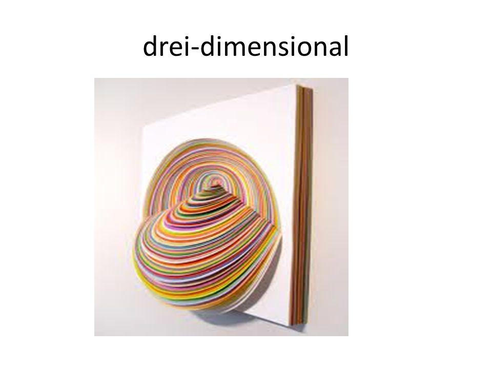 drei-dimensional
