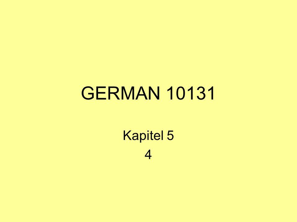 GERMAN 10131 Kapitel 5 4