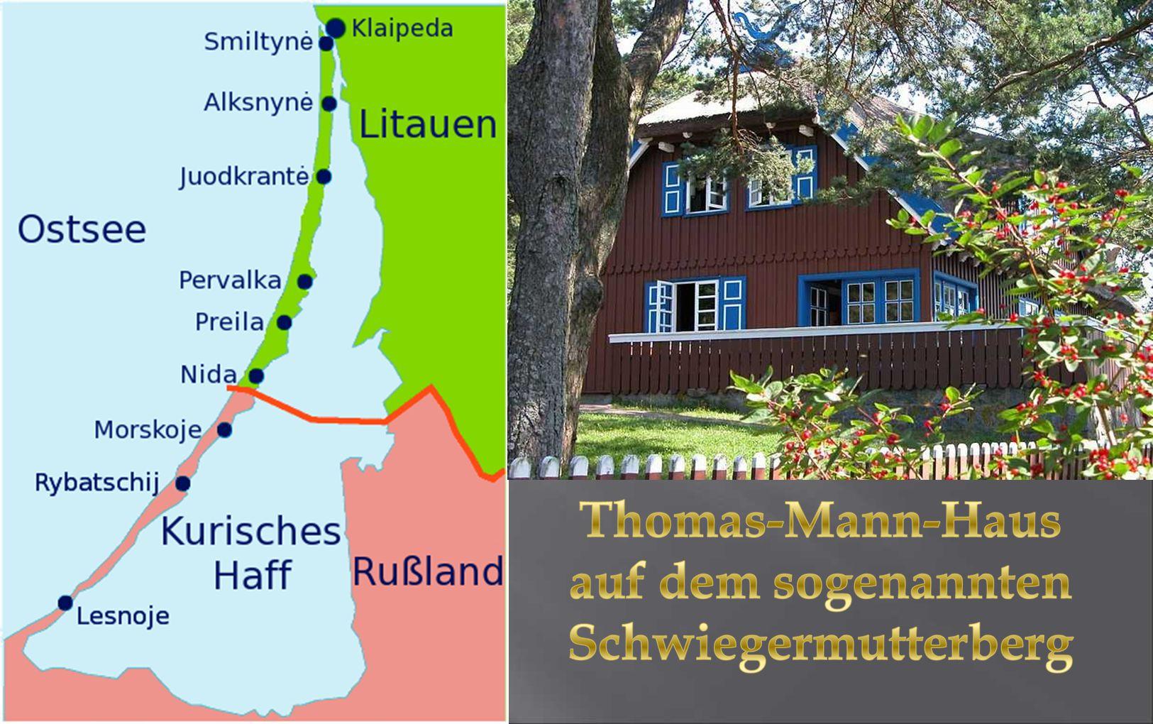 Nida (deutsch Nidden) ist eine Ortschaft in Litauen auf der Kurischen Nehrung an der Ostsee.