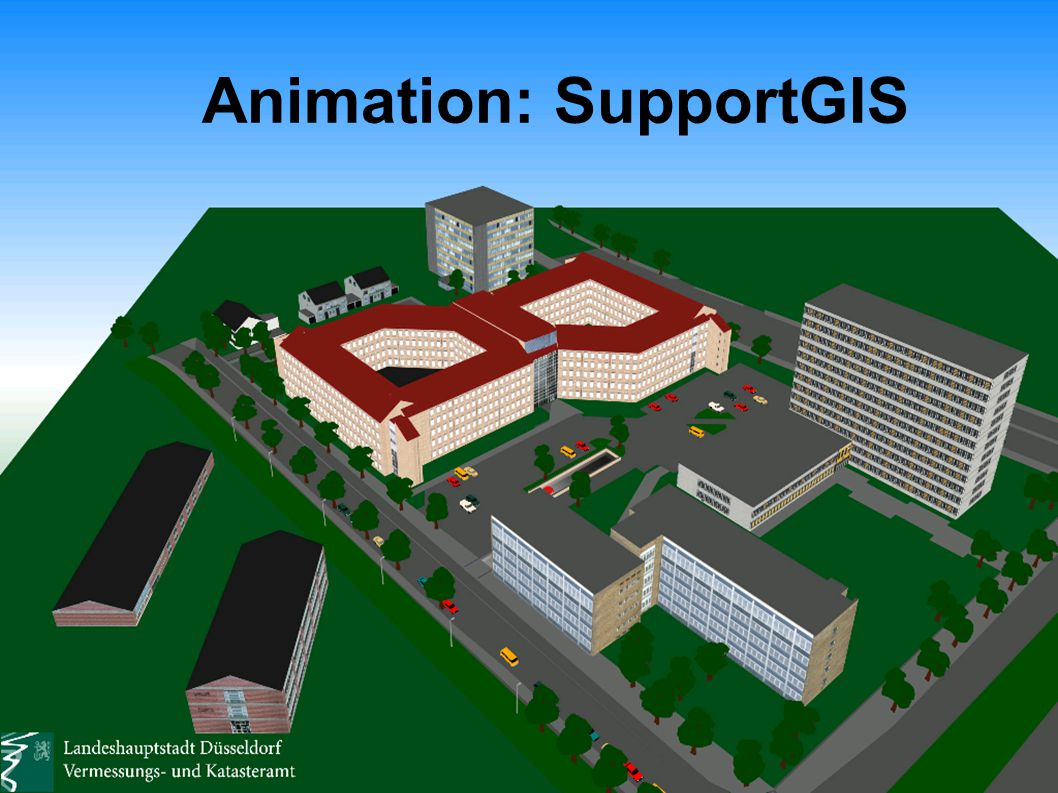 Animation: SupportGIS