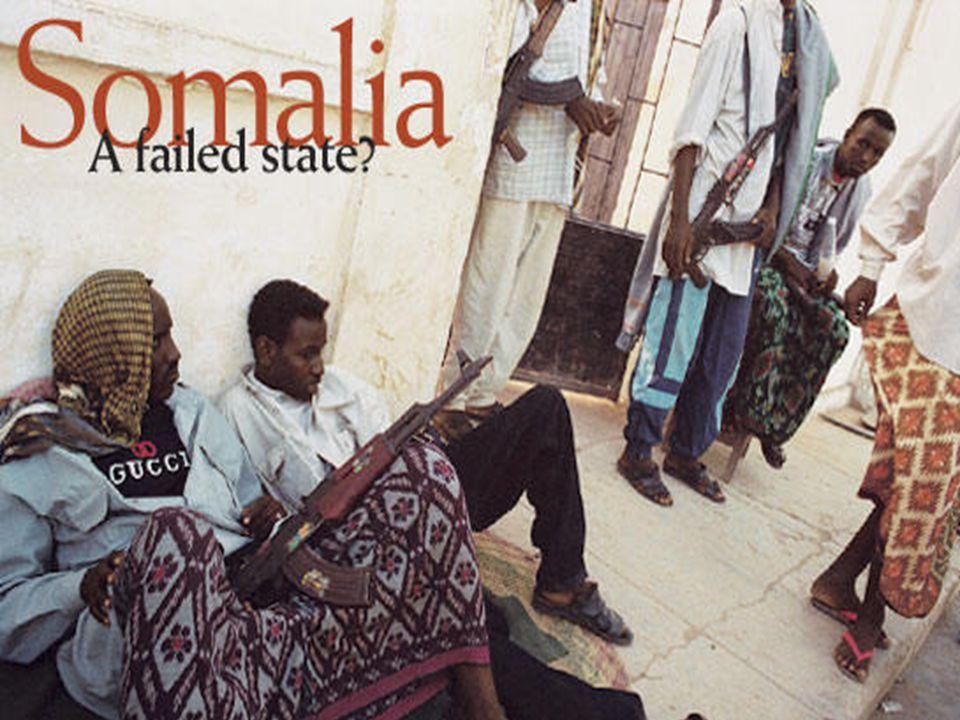 Beispiel Somalia
