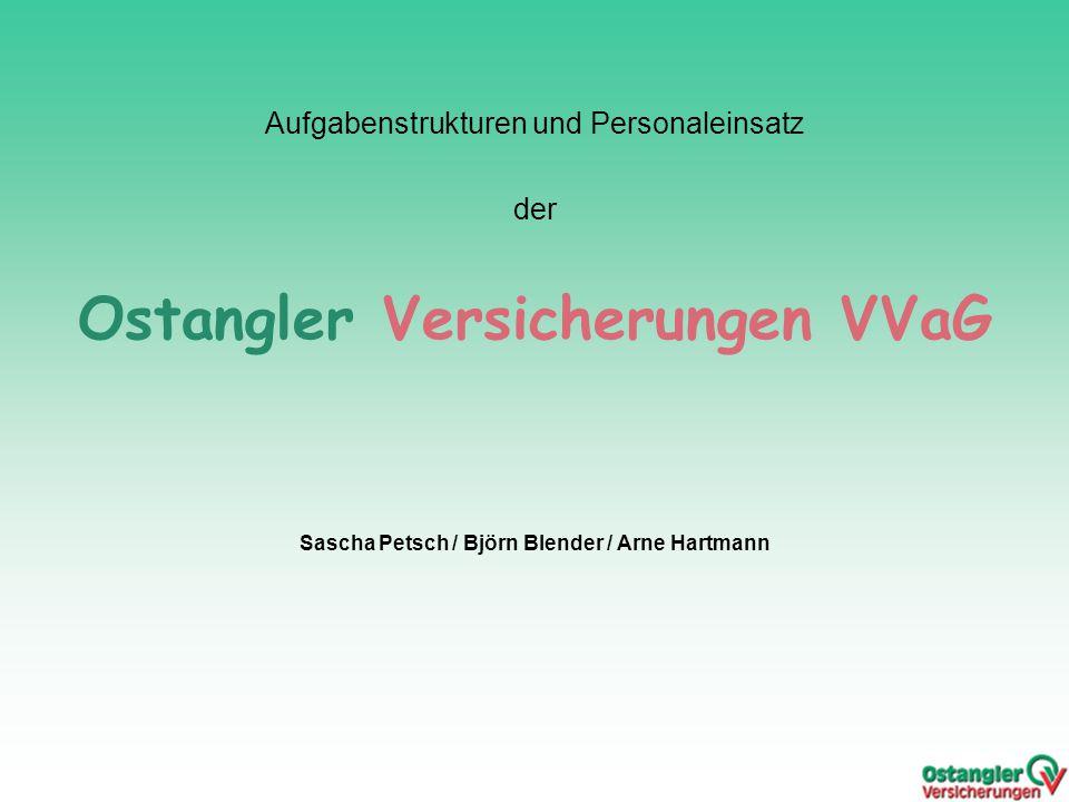 Ostangler Versicherungen VVaG