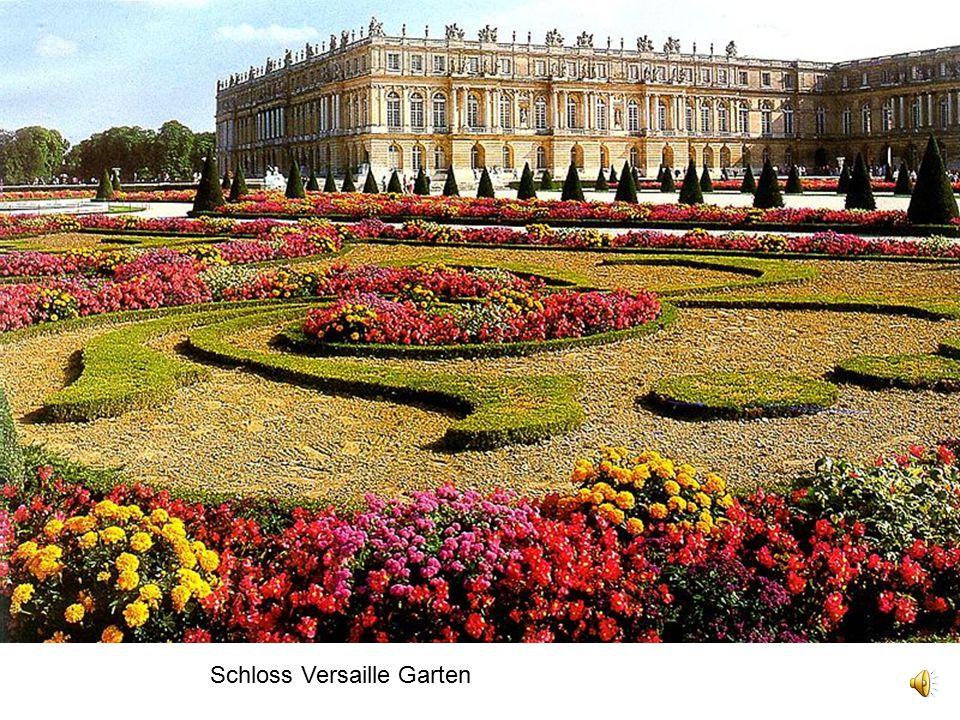 Schloss Versaille Garten