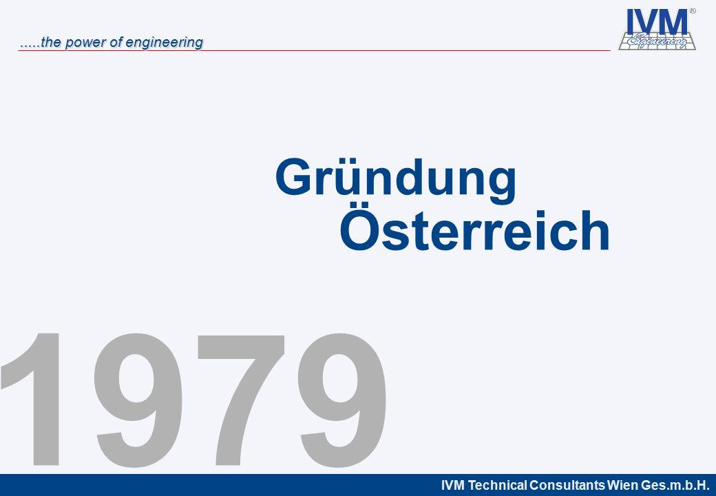 Gründung Österreich 1979