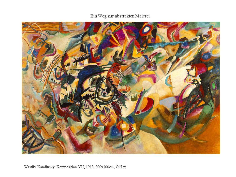 Ein Weg zur abstrakten Malerei