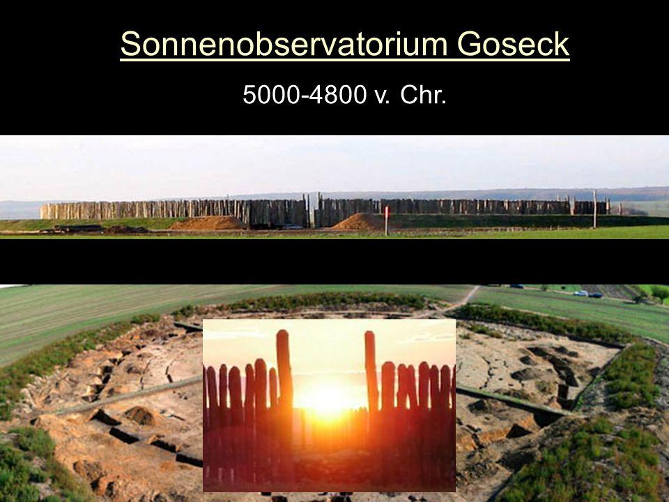 Sonnenobservatorium Goseck