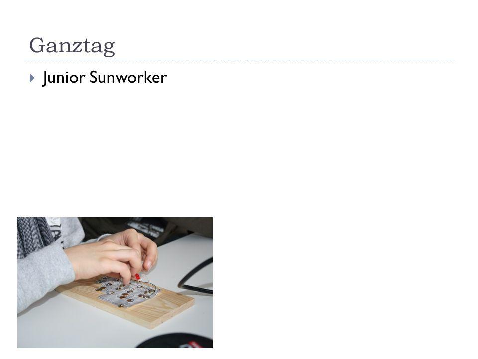 Ganztag Junior Sunworker