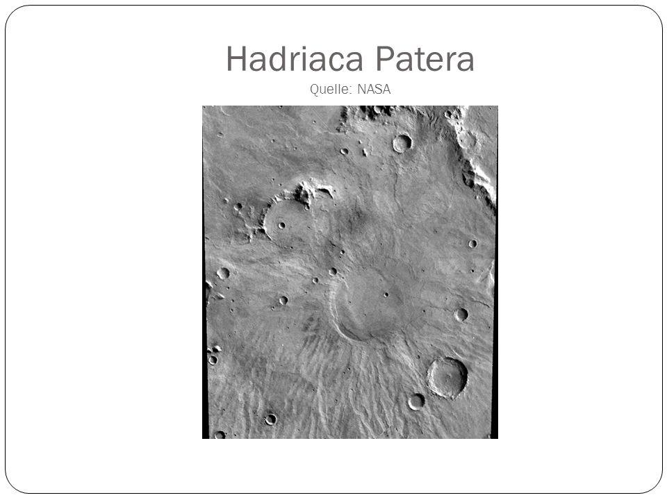 Hadriaca Patera Quelle: NASA