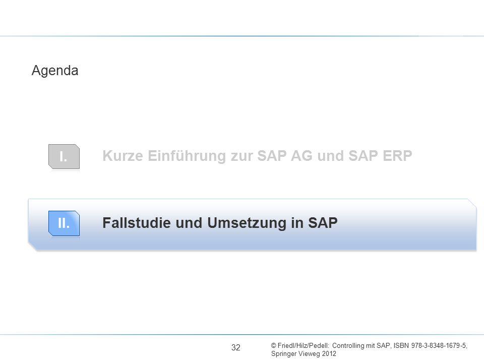 Kurze Einführung zur SAP AG und SAP ERP
