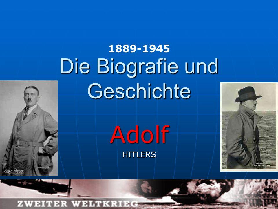Die Biografie und Geschichte