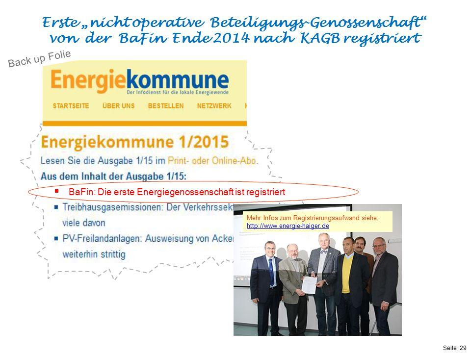 """Erste """"nicht operative Beteiligungs-Genossenschaft"""