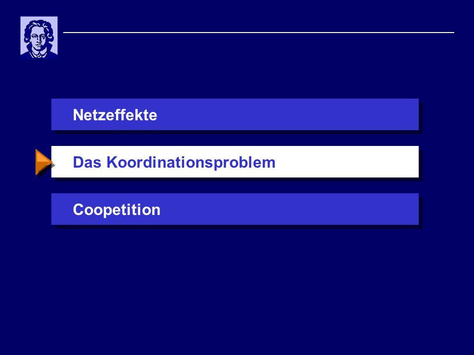 Das Koordinationsproblem