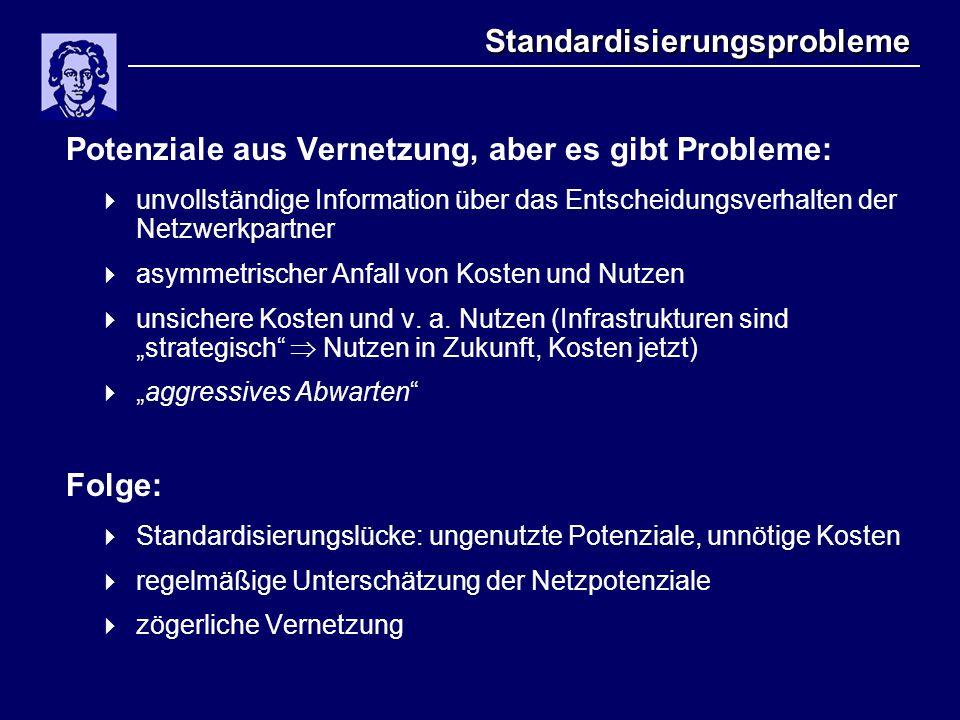Standardisierungsprobleme