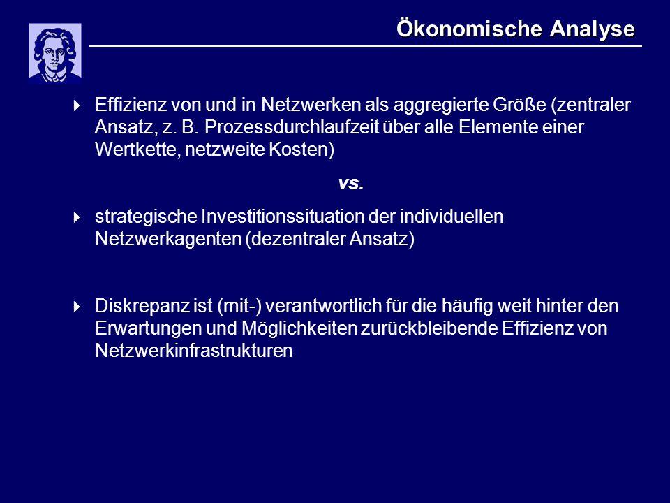 Ökonomische Analyse