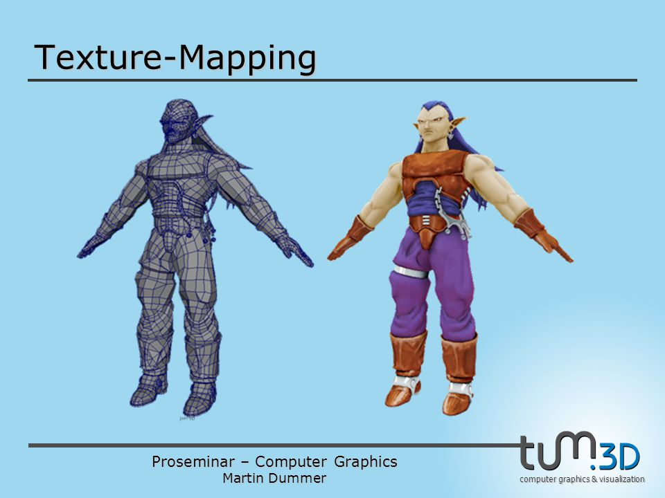 Texture-Mapping