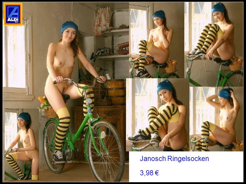 Janosch Ringelsocken 3,98 €