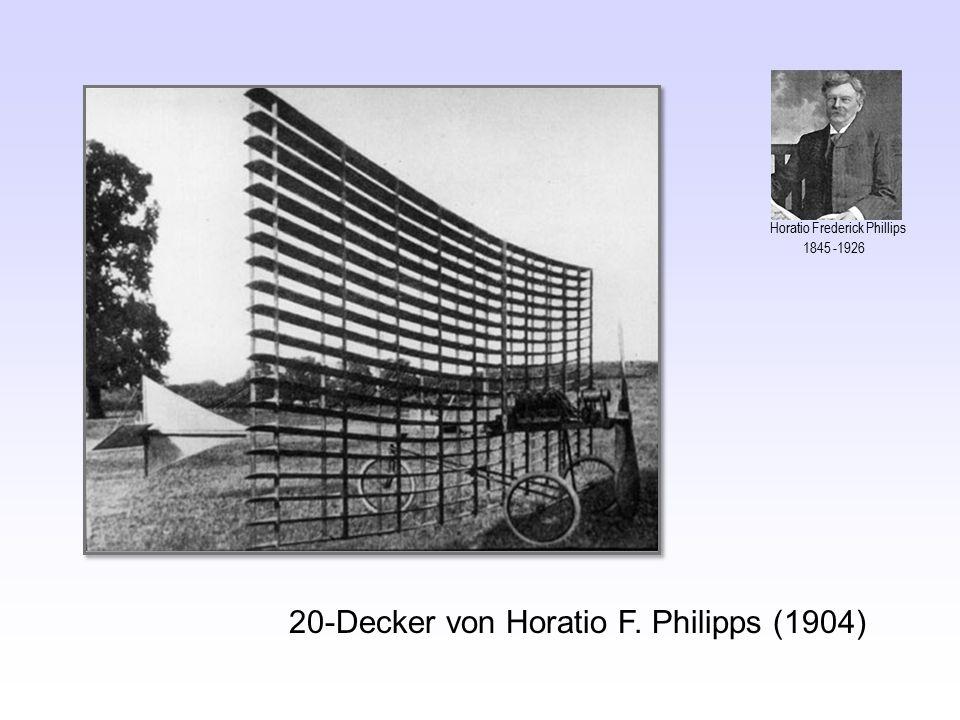 20-Decker von Horatio F. Philipps (1904)