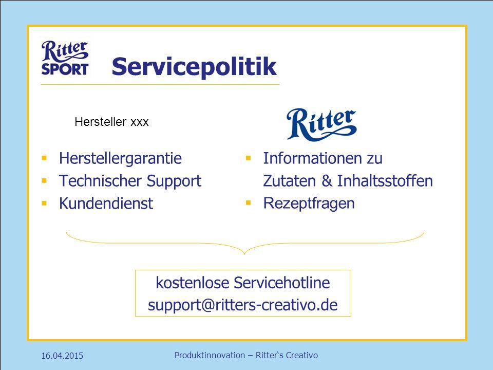 kostenlose Servicehotline