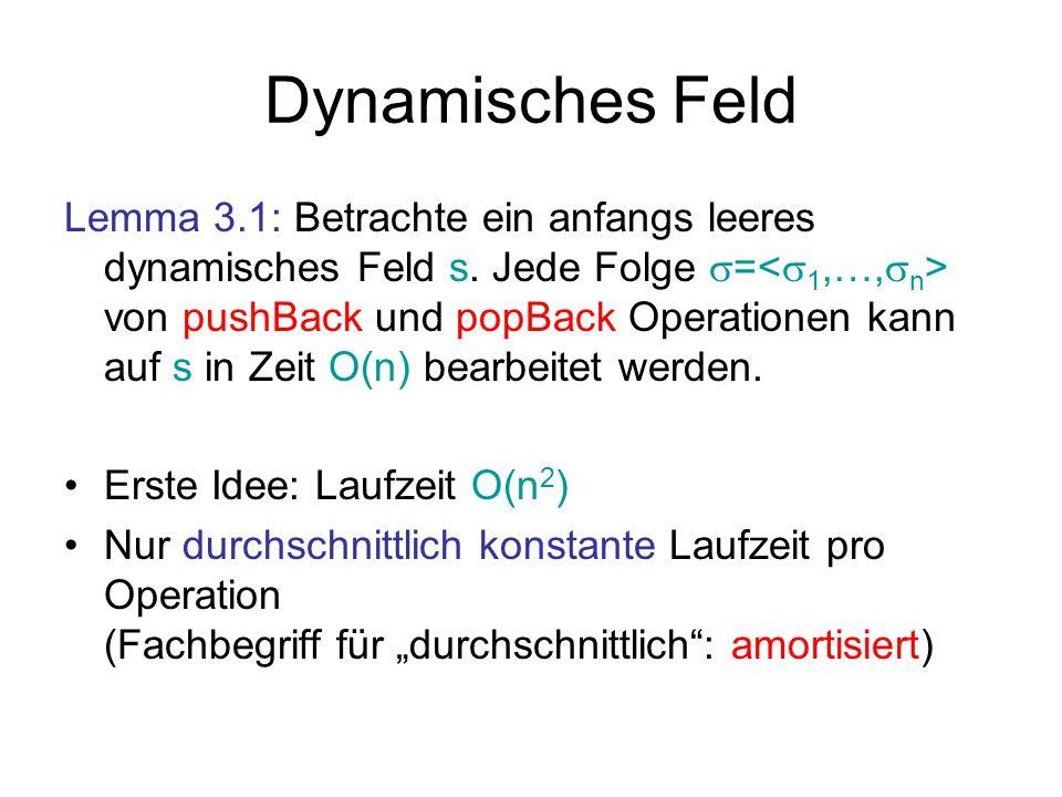 Dynamisches Feld