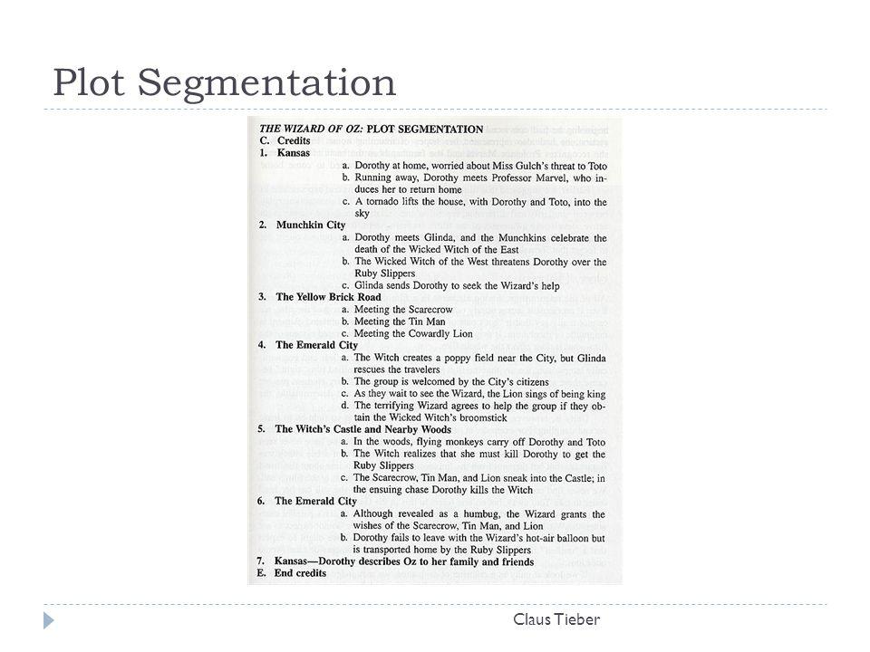 Plot Segmentation Claus Tieber