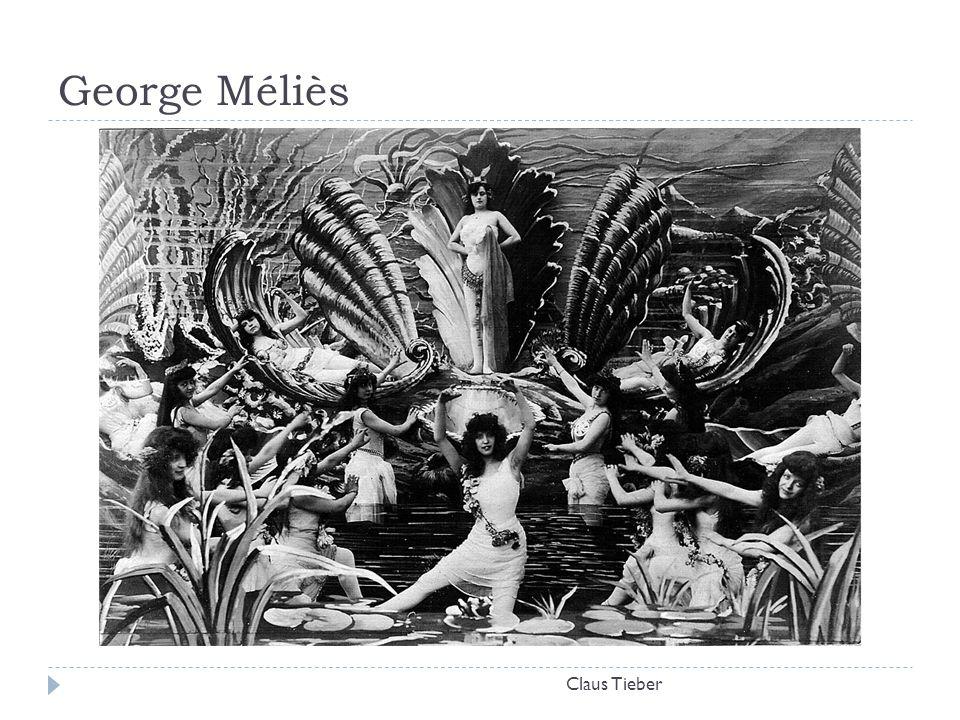 George Méliès Claus Tieber