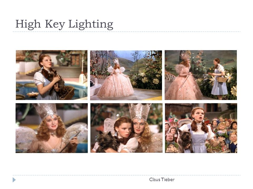 High Key Lighting Claus Tieber