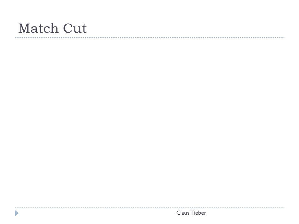 Match Cut Claus Tieber