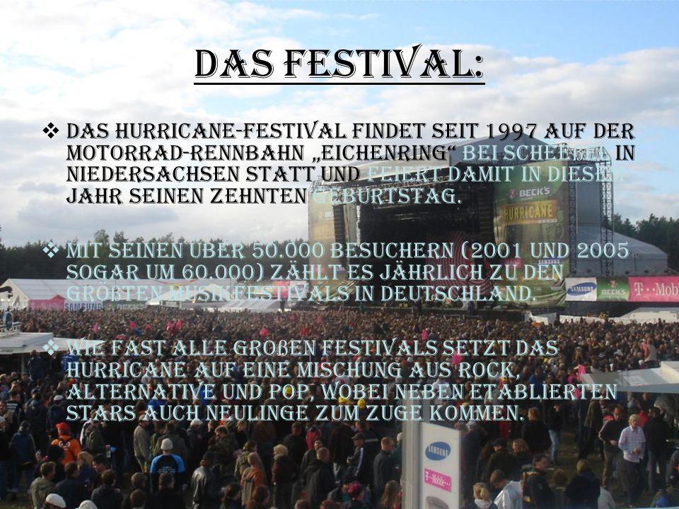 Das Festival: