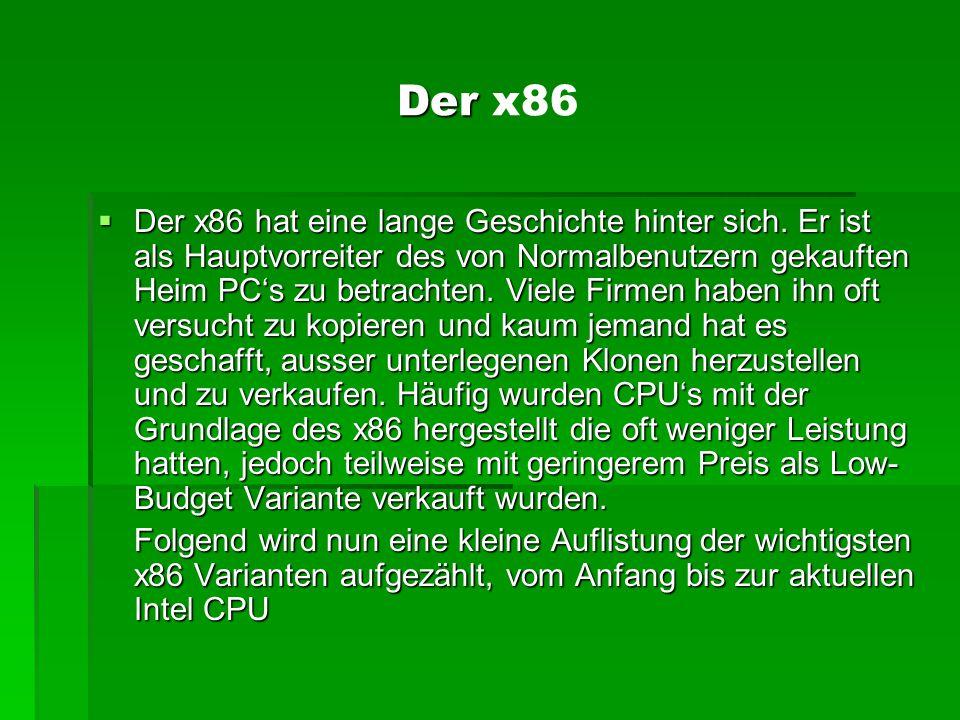 Der x86