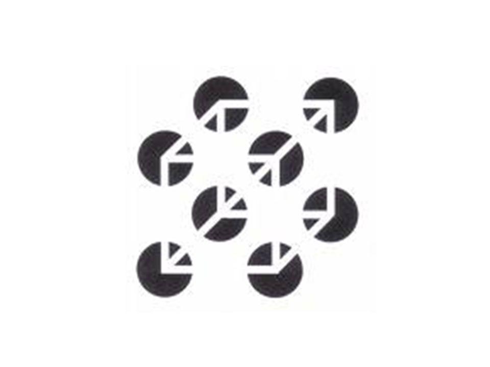 Wahrgenommen wird ein Würfel (meist mit weisen Kanten), Tatsächlich sind nur schwarze Kreise mit weisen Linien abgebildet.