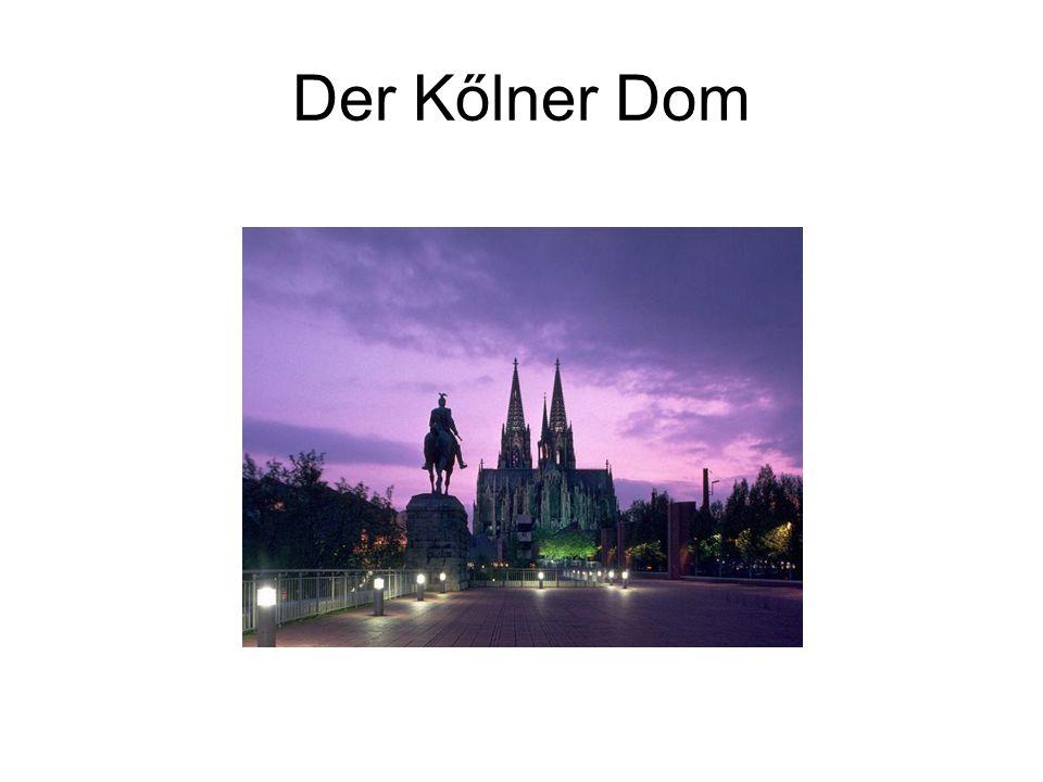Der Kőlner Dom