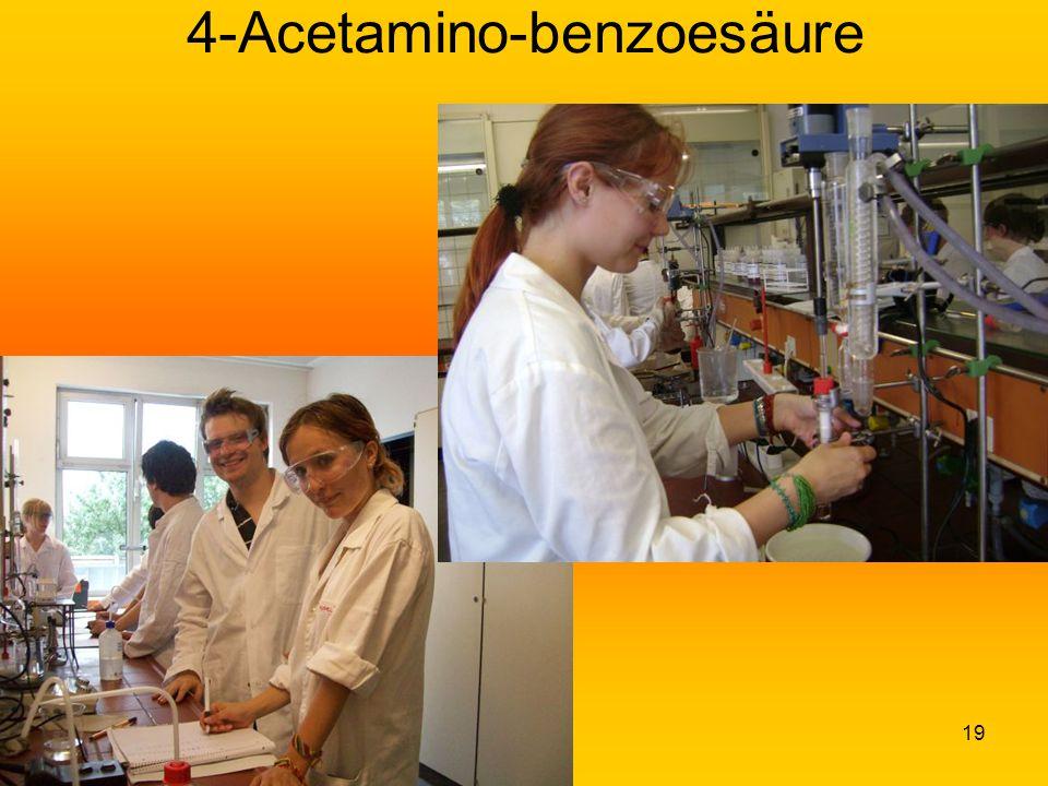 4-Acetamino-benzoesäure