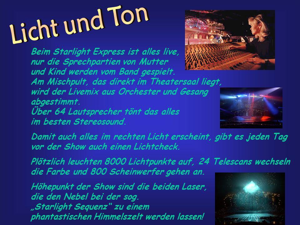Licht und Ton