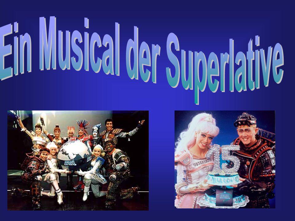 Ein Musical der Superlative