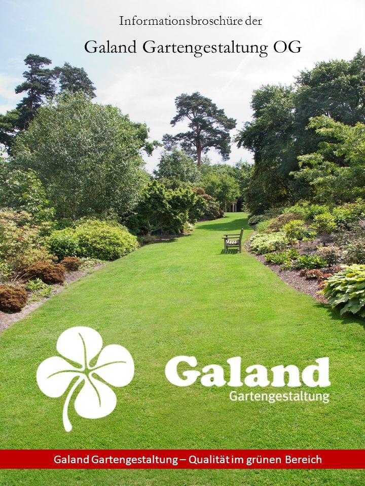 Galand Gartengestaltung OG