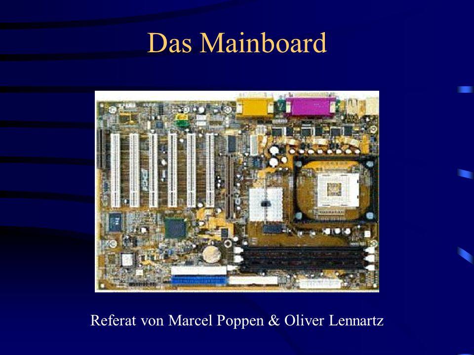 Referat von Marcel Poppen & Oliver Lennartz