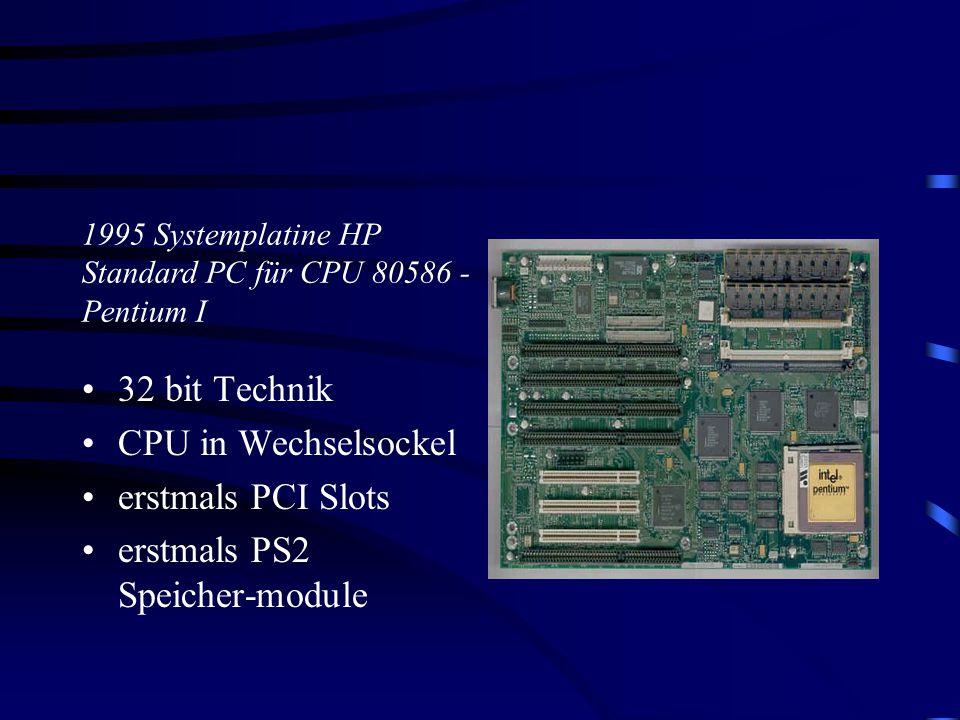 erstmals PS2 Speicher-module