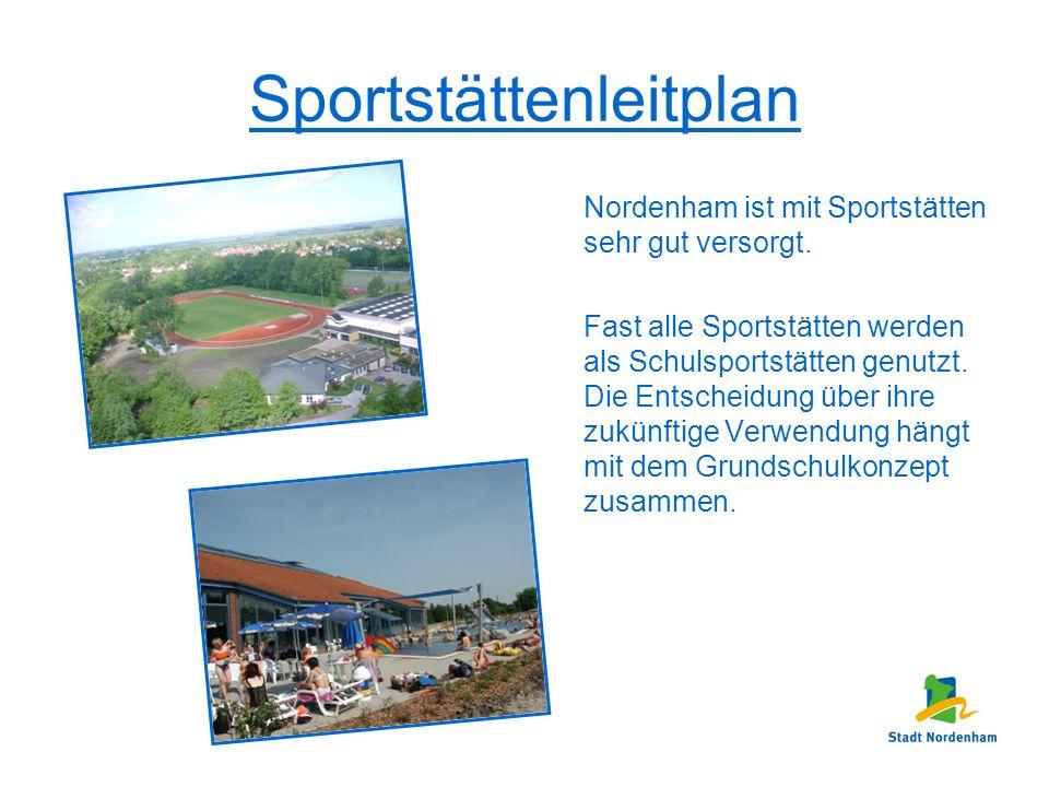 Sportstättenleitplan