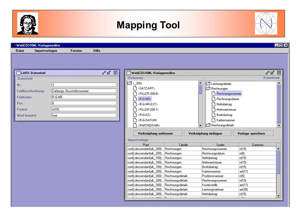 Mapping Tool