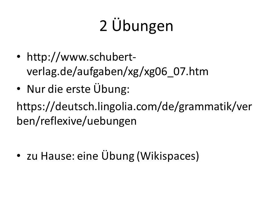2 Übungen http://www.schubert-verlag.de/aufgaben/xg/xg06_07.htm