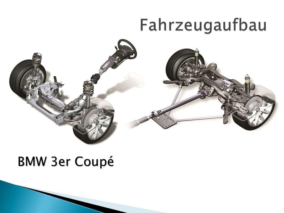 Fahrzeugaufbau BMW 3er Coupé