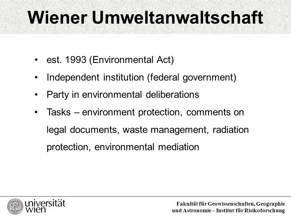 Wiener Umweltanwaltschaft